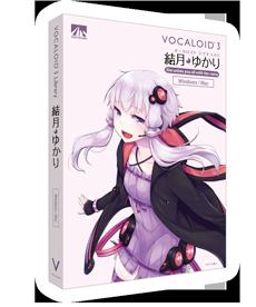 VOCALOID™3 結月ゆかり