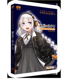 VOCALOID™4 紲星あかり