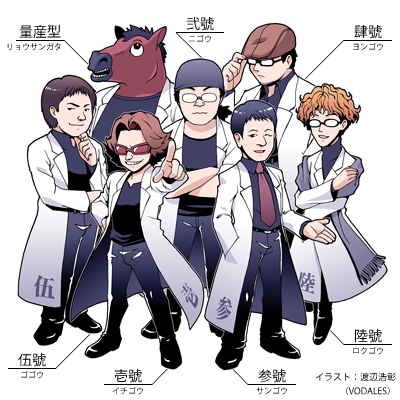 VOCALOMAKETSメンバー